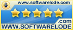 5 stars award from SoftwareLode.com